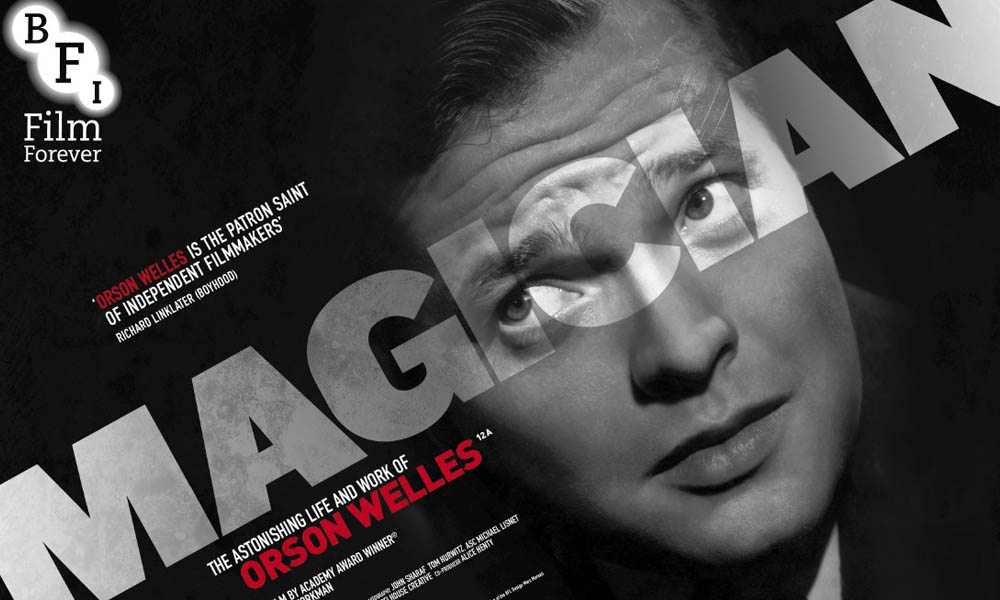 Magician: The Astonishing Life and Work of Orson Welles (USA)
